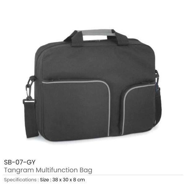 Multifunction Bags - Grey