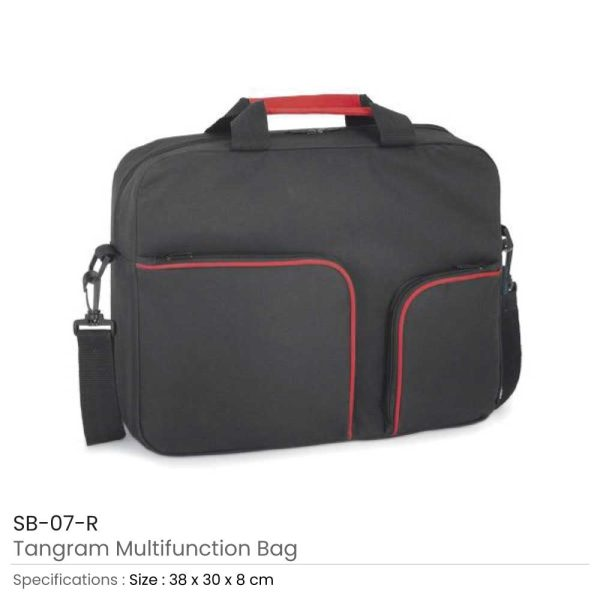 Multifunction Bags - Red