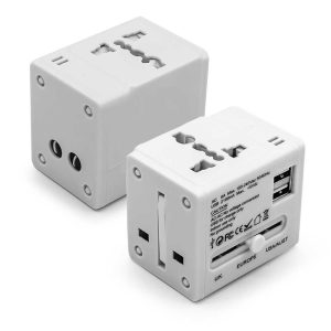 Travel Adapters JU-TA-001-W