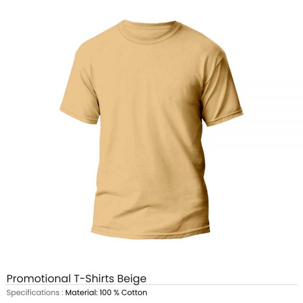 T-Shirts Beige