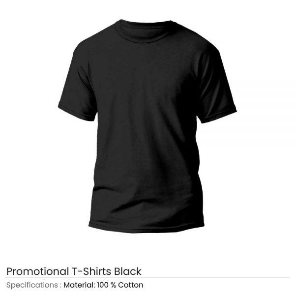 T-Shirts Black