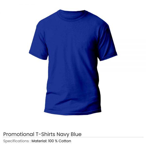 T-Shirts Navy Blue