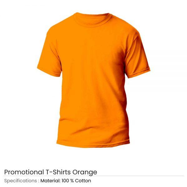 T-Shirts Orange