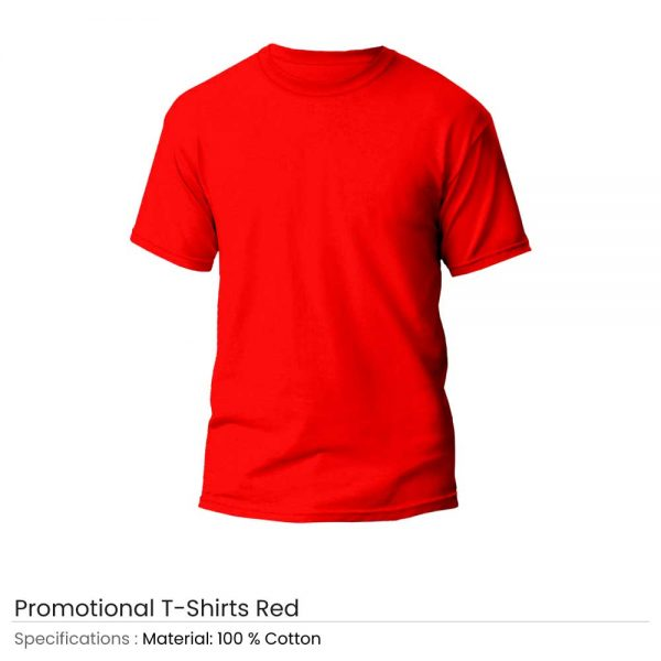 T-Shirts Red