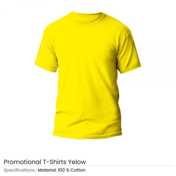 T-Shirts Yellow