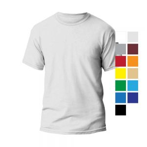 T-Shirts Solid Colors