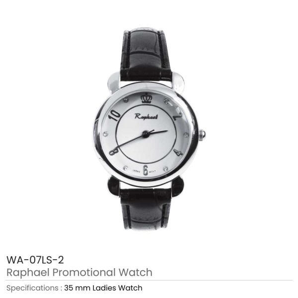 Silver Ladies Watches