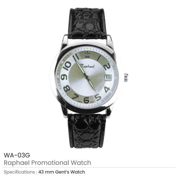 Gents Watches - WA-03G