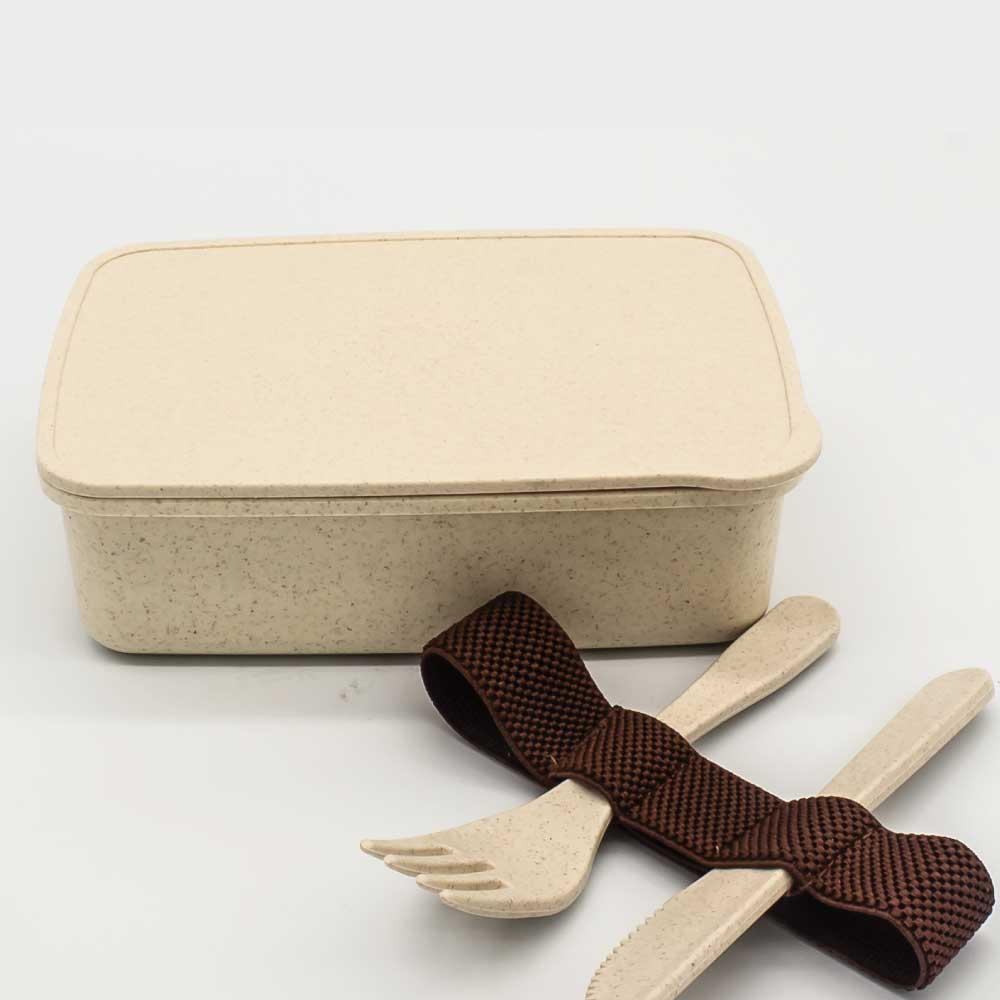 Wheat Straw Lunch Box LUN-WS