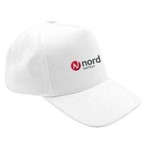 Branding White Caps