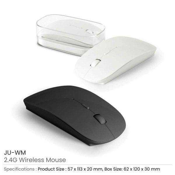 Wireless Mouse 2.4G JU-WM