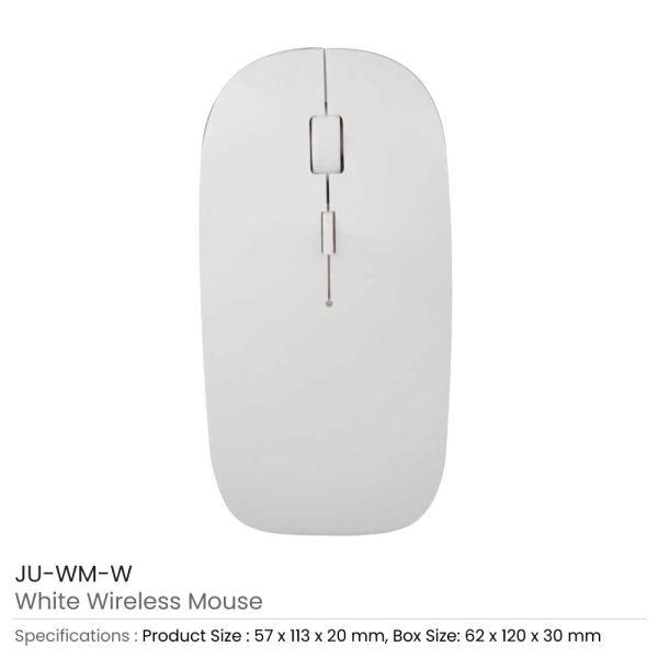 Wireless Mouse 2.4G JU-WM-W