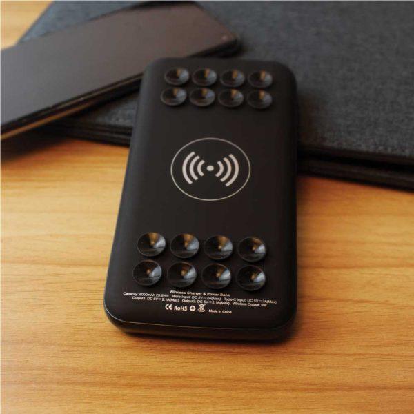 Wireless Powerbank JU-WPB-8000