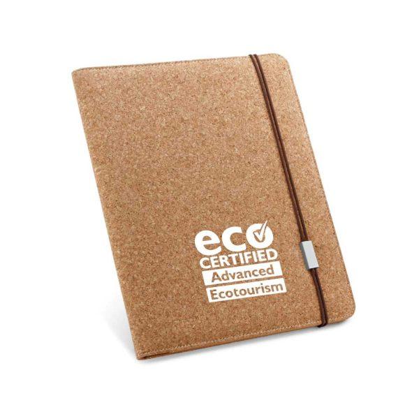 Branding Cork Cover Portfolio