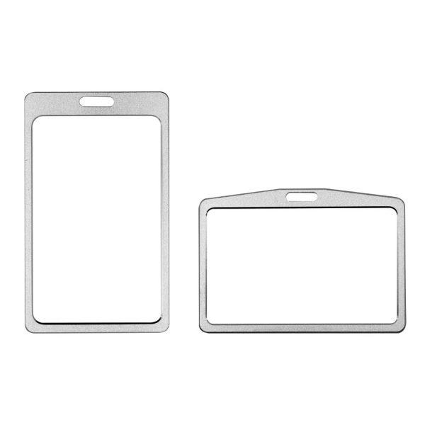 Aluminum ID Card Holders
