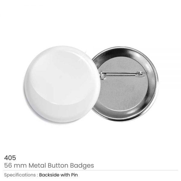Button Badges 56mm