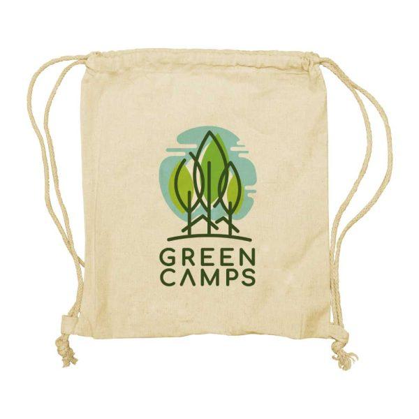 Branding Canvas String Bag CSB-10
