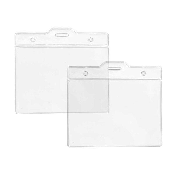 Plastic ID Card Holders
