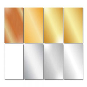 Coated Aluminum sheets