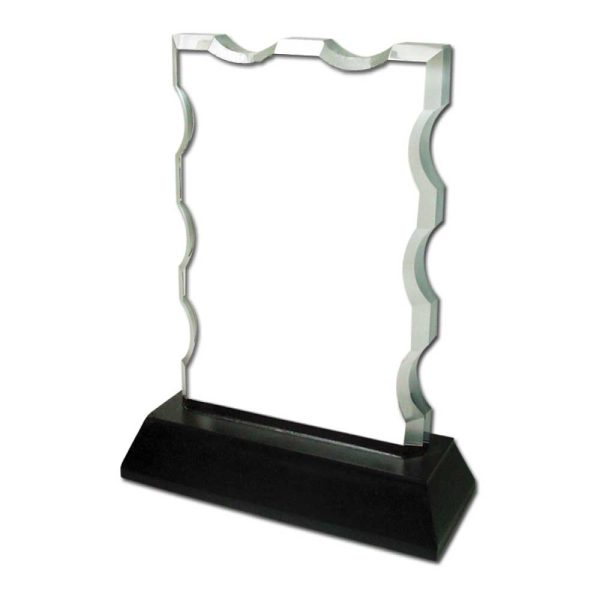 Crystal Awards 18x24 cm