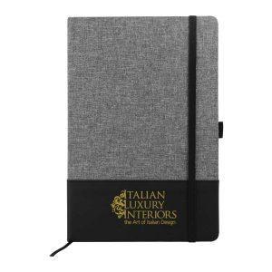 Branding Dorniel Design A5 Size Notebooks