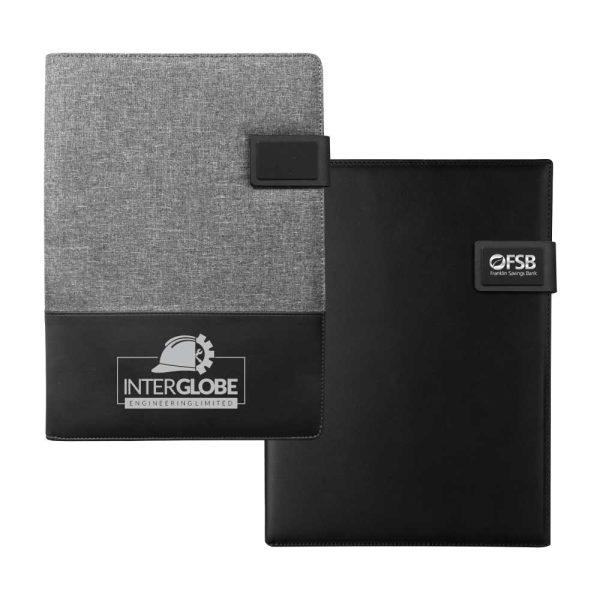 Branding Dorniel Design Portfolio Folders