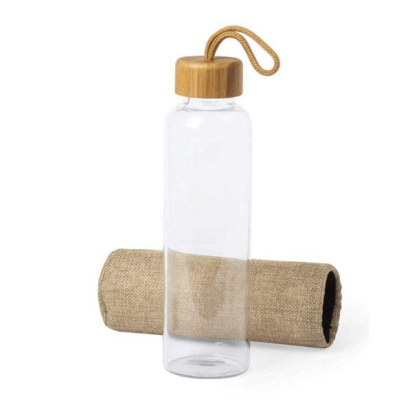 Glass Bottle with Sleeve TM-32-BM-03