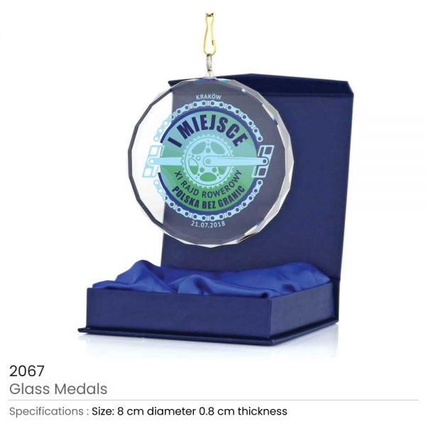 Glass Medals (Medal of Honor)