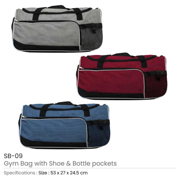 Promotional Gym Bags SB-09