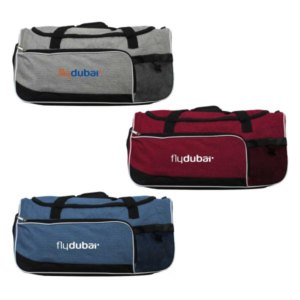 Branding Gym Bag with Shoe and Bottle-Pockets SB-09