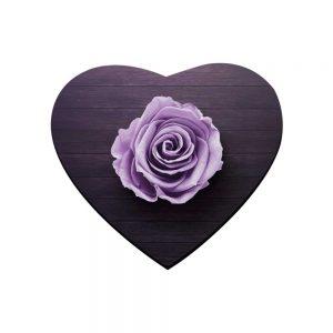 Promotional Heart shape mouse pad