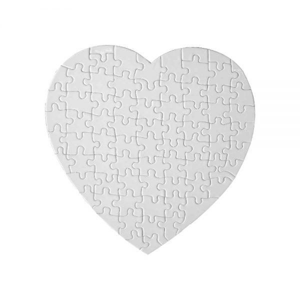 Heart Shape Puzzles