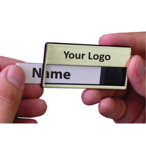 Insert Name Badges