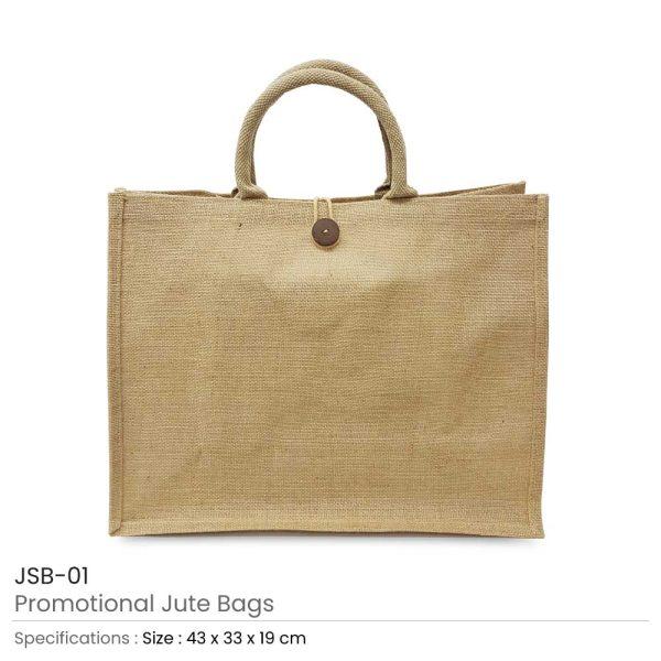 Promo Jute Shopping Bags