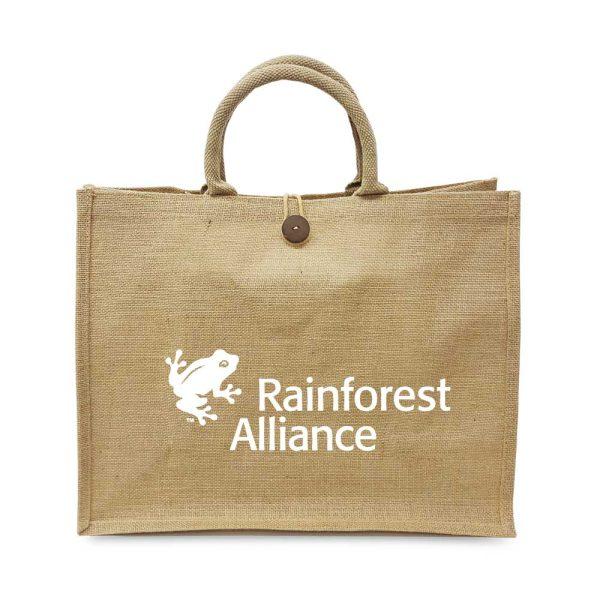 Branding Jute Shopping Bags