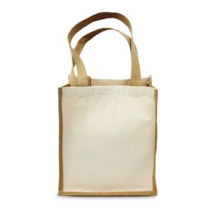 Promotional Jute and Cotton Shopping Bags