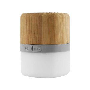 Lamp Bamboo Bluetooth Speaker MS-09
