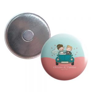 Button Badge Magnets