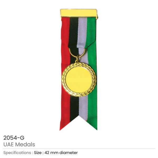 Medal Awards Gold