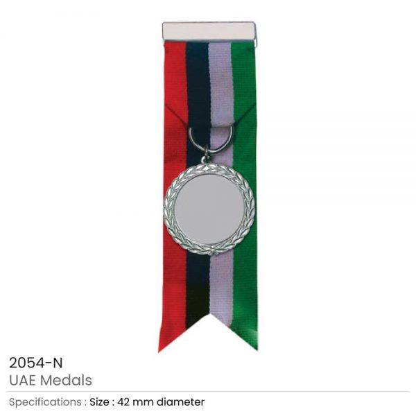 Medal Awards Silver