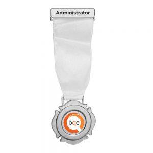 Medal Pin Badges Printed