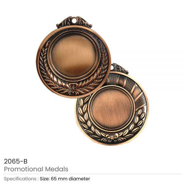 Medals Brown