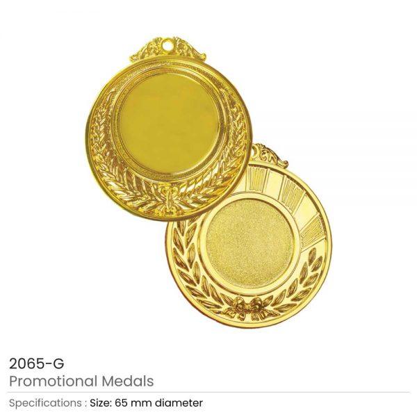 Medals Gold