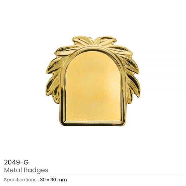 Logo Badges Gold