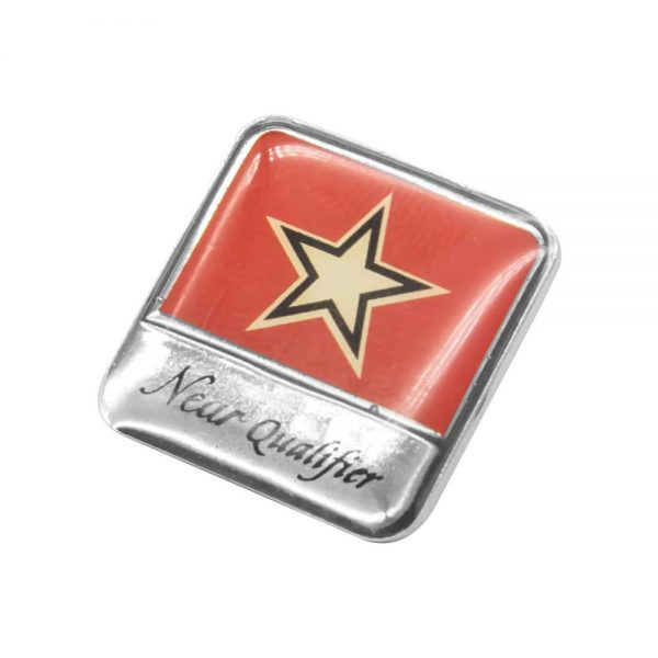 Metal Logo Badges Printing