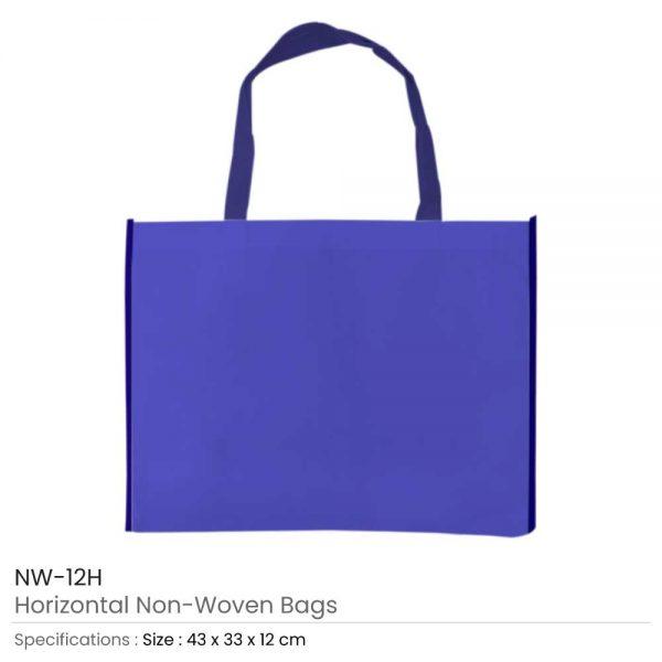 Non-woven Bags Blue