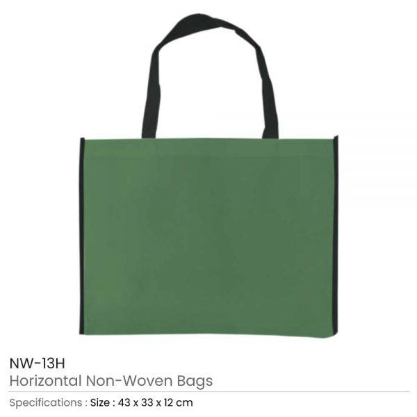 Non-woven Bags Green