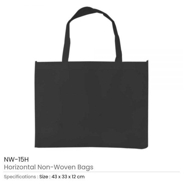 Non-woven Bags Black
