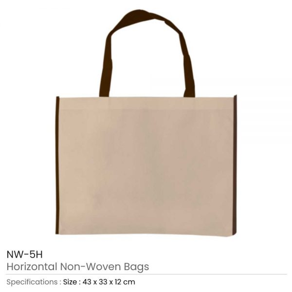 Non-woven Bags Beige