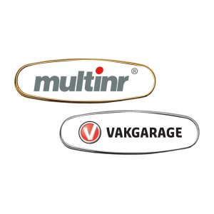 Promotional PVC Injected Name Badges